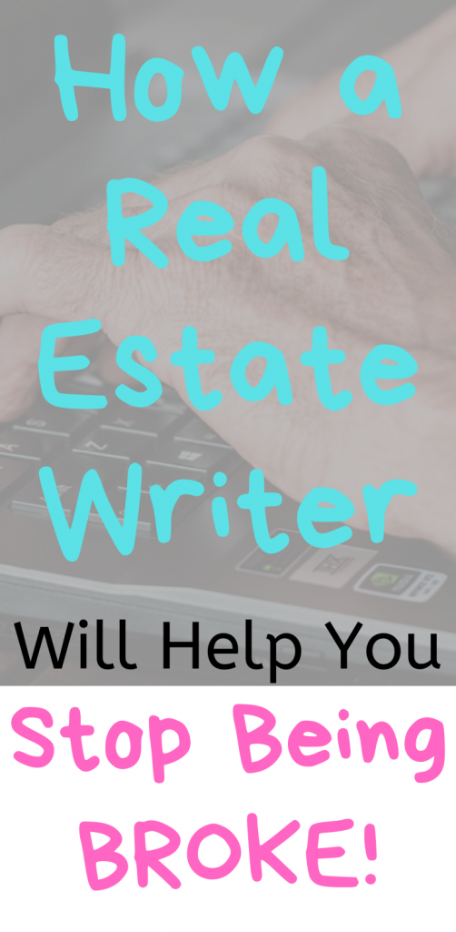 Real Estate Writer for Hire